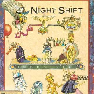 Night Shift UK Box Art