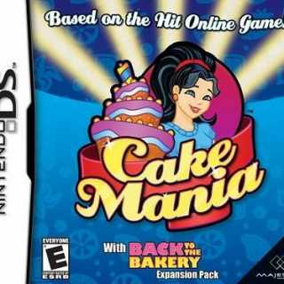 Cake Mania for the DS