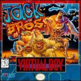 Jack Bros. boxart.