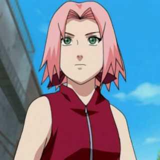 Sakura from Naruto Shippuden