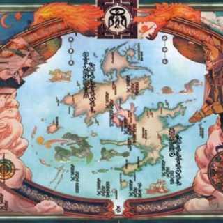 Map of Spira