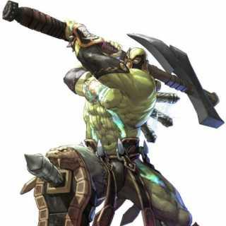 Astaroth (Soul Calibur V)