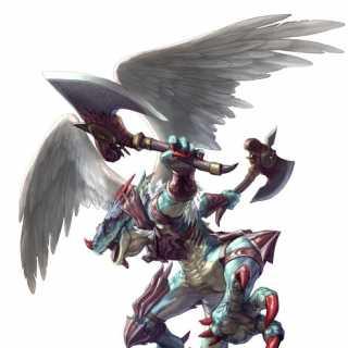 Lizardman (Soul Calibur V)