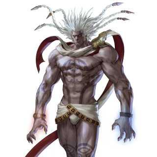 Algol (Soul Calibur V)