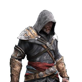Ezio's outfit; Revelations