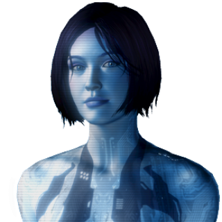 Cortana in Halo 4