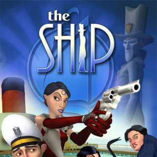 The Ship US box art