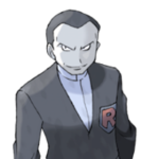 Giovanni from FireRed/LeafGreen
