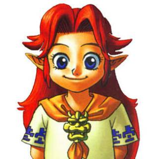 Young Malon - Ocarina of Time