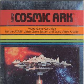 Imagic often used composite photographs for their game box covers, with models superimposed over oth