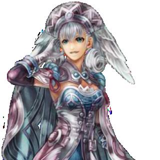 Melia Antiqua, a female High Entia.