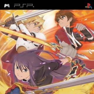 Front cover of Tales of VS. (JP) for PSP