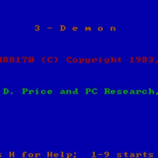 3-Demon