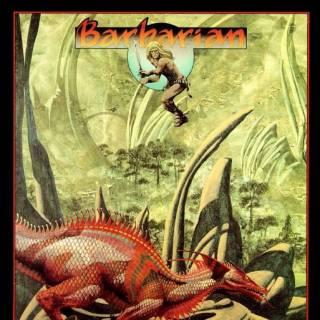 Barbarian Box Art - Psygnosis