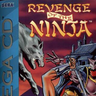 Box art for US Sega CD release.