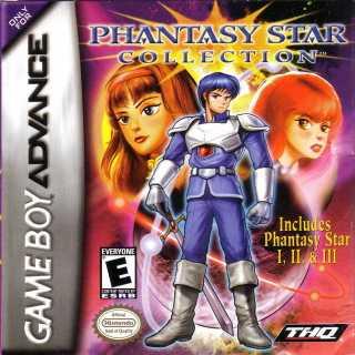 Phantasy Star Collection (GBA)