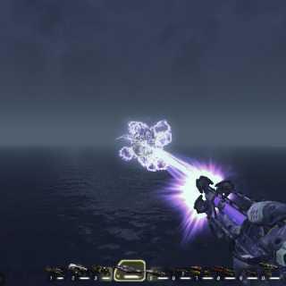 Shock combo from Unreal Tournament III.