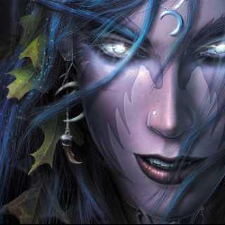 Night Elf, Warcraft III