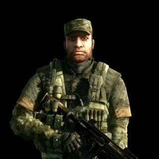 Sergeant Redford