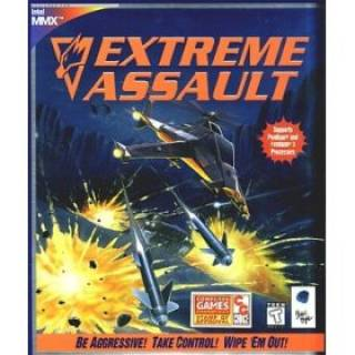 Box art from Extreme Assault.