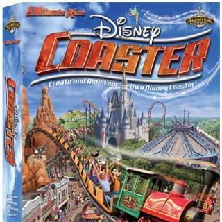 Ultimate Ride: Disney Coaster