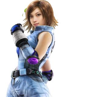 Asuka Kazama Tekken 6 render