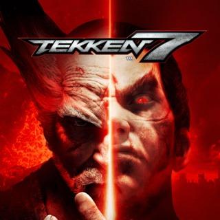 Tekken 7 console box art
