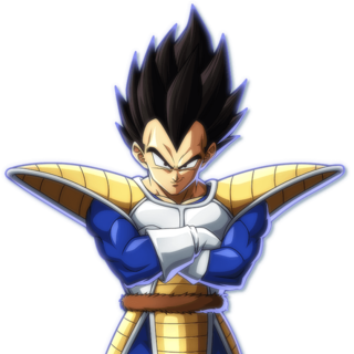 Vegeta, Base Form (Dragon Ball FighterZ)