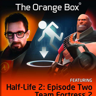 The Orange Box Box Art
