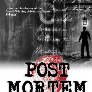 Post Mortem US cover
