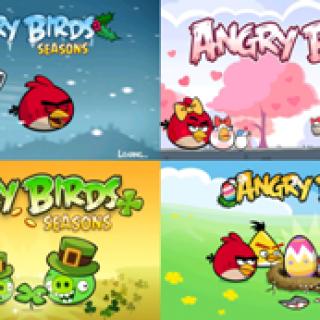 Season packs for Angry Birds