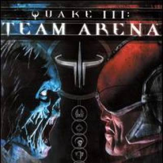 Quake 3 Team Arena Box Art