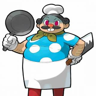 """""""The Evil Chef"""""""