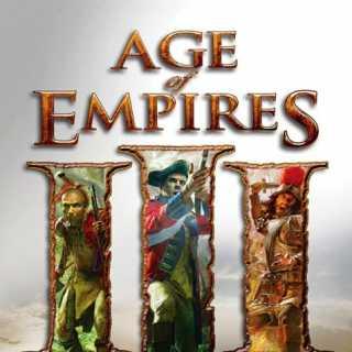 Age of Empires III (Box Art)