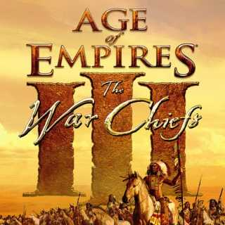 Age of Empires III: The WarChiefs (Box Art)