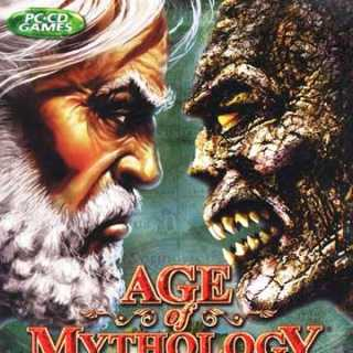 Age of Mythology: The Titans (Box Art)
