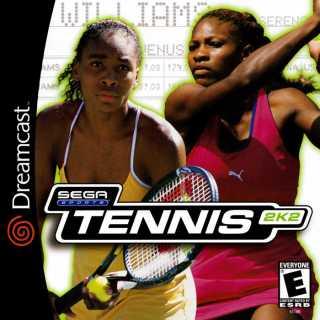 Virtua Tennis 2K2 (Front Cover)