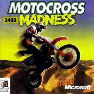Motocross Madness (Box Art)