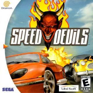 Speed Devils (Box Art)