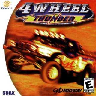 4 Wheel Thunder (Box Art)