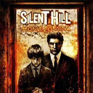 Silent Hill: Homecoming (Box Art)