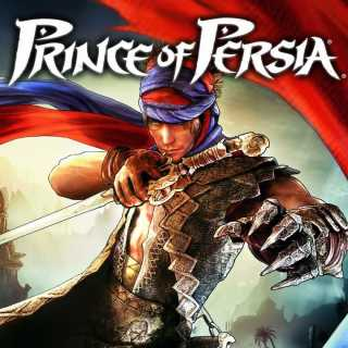 Prince of Persia (Hi-Res/Front Cover)