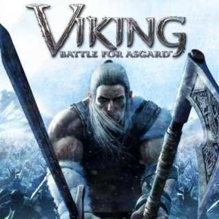 Viking: Battle for Asgard (non-platform specific cover art)