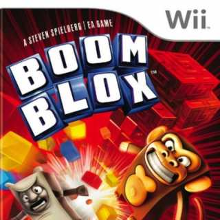 Boom Blox (Box Art)