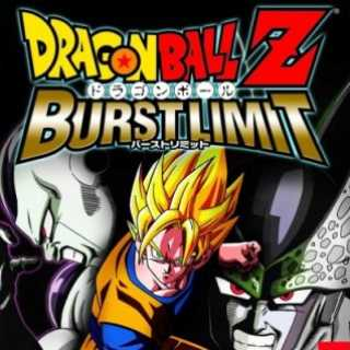 Dragon Ball Z - Burst Limit (non-platform specific cover art)