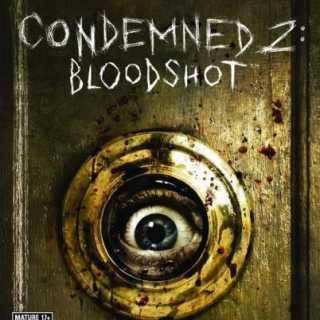 Condemned 2: Bloodshot (non-platform specific cover art)