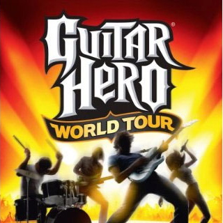 Guitar Hero World Tour (non-platform specific cover art)