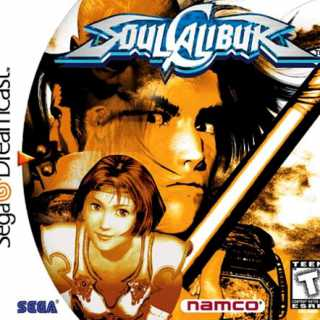 Soul Calibur US Dreamcast