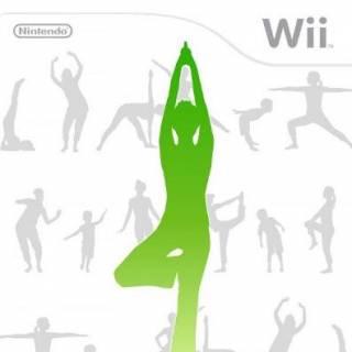Wii Fit (Wii/Box Art)