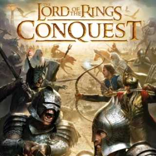 The Lord of the Rings: Conquest box art
